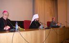 Международная конференция «Свобода вероисповедания: проблема дискриминации и преследования христиан» открылась в Москве