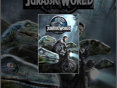 Jurassic World (2015) Hindi Dubbed Movie Watch Online