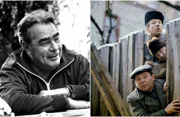 Легендарные советские фильмы, которые вышли впрокат благодаря Брежневу