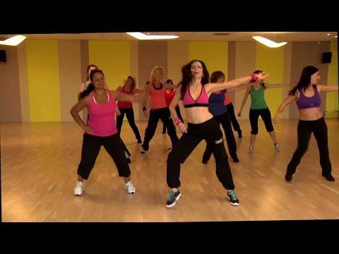 Лучшие танцы — Танец зумба для похудения