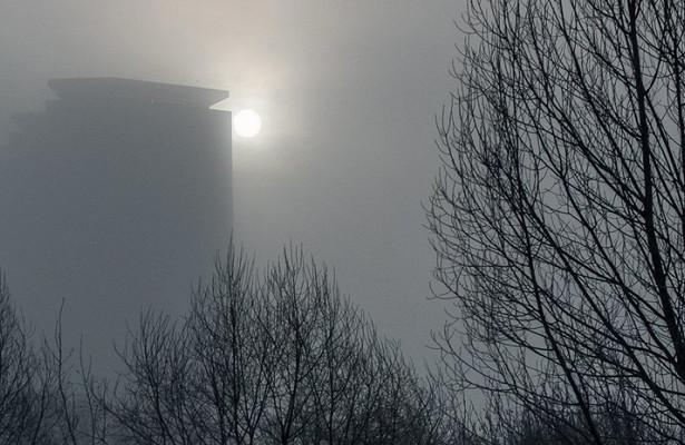 Москвичей предупредили отумане игололедице