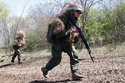 Генерал ВСУпонадеялся навозвращение Донбасса спомощью миротворцев ООН