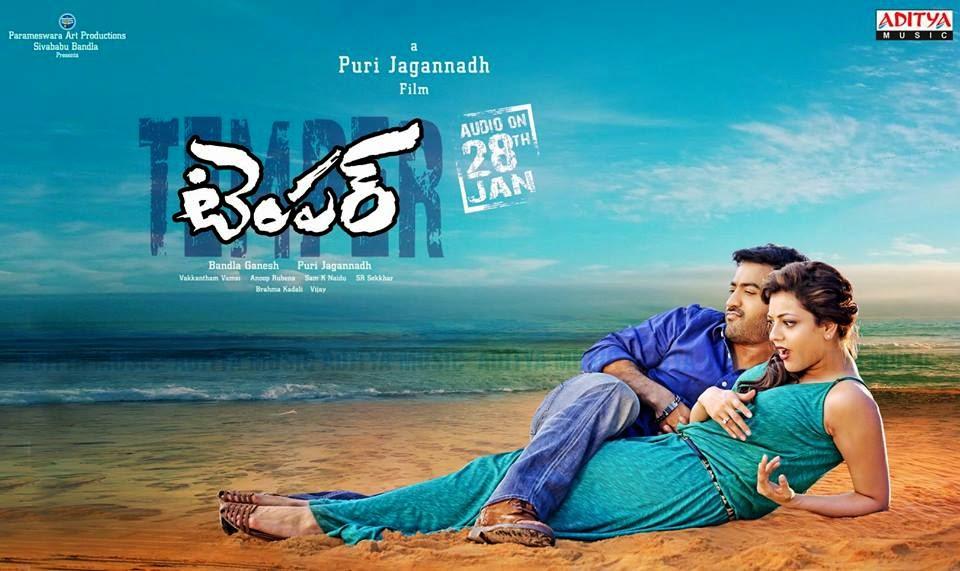 Watch online Temper Telugu Movie, Download Torrent