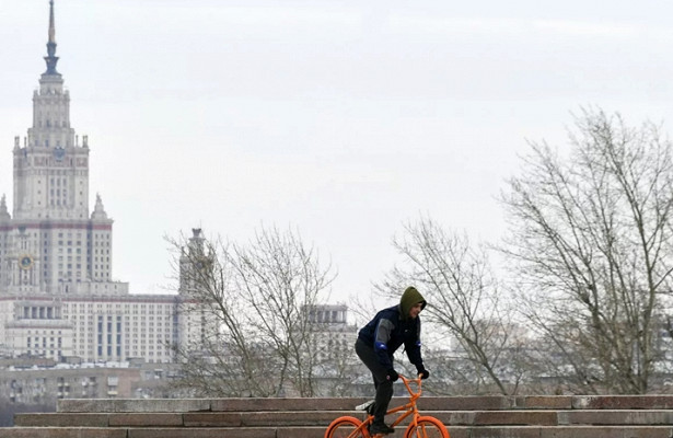 Синоптик дала прогноз попогоде вМоскве зимой