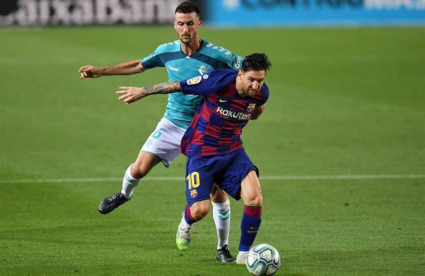 «Барселона»— «Осасуна», 29ноября 2020 года, прогноз иставка наматч чемпионата Испании