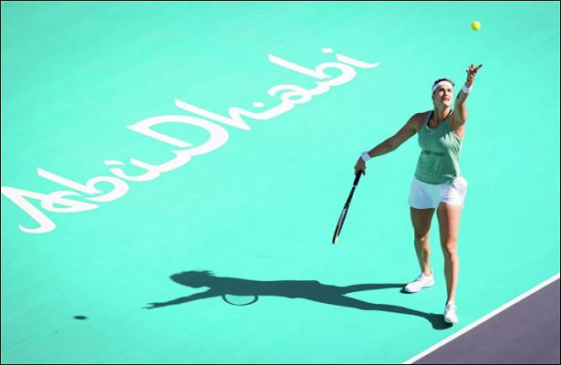 Соболенко вышла вфинал турнира WTAвАбу-Даби