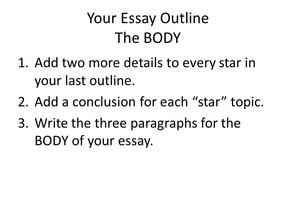 Write my three paragraph essay sample