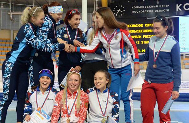 Кулижников иШихова одержали победы напервом этапе Кубка России вКоломне