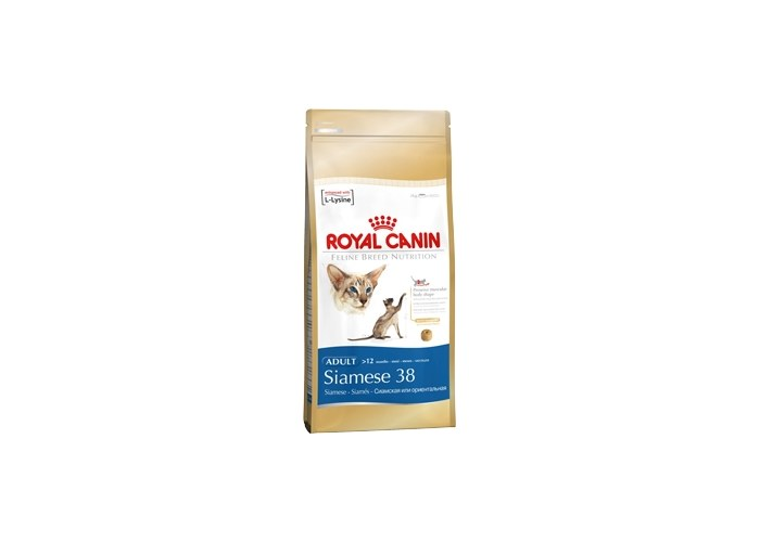 Корм royal canin siamese 4 кг