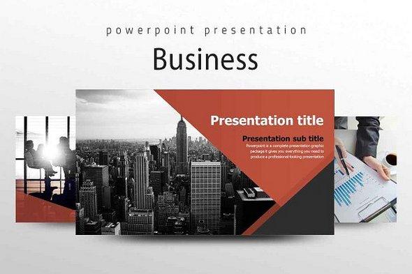 Business powerpoint presentation