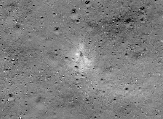 Индия сохранит всекрете отчет обошибке вовремя посадки Викрама наЛуну
