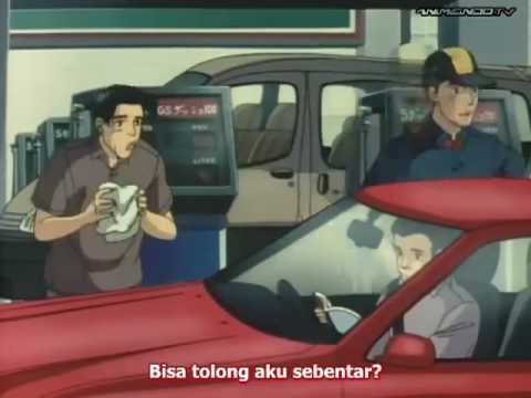Initial D First Stage Episode 1-26 Subtitle Indonesia