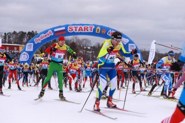 Дляучастия вРостех Деминском лыжном марафоне— 2018 ужезарегистрировались 2300 человек изболее чем20стран