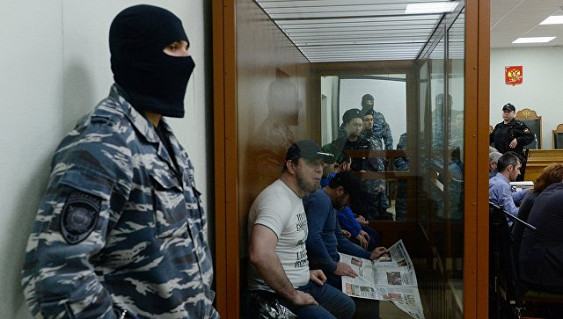 Автомобиль предполагаемых убийц Немцова приобрели поподложным документам