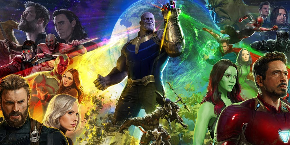 Avengers: Infinity War - Marvel Cinematic Universe Wiki