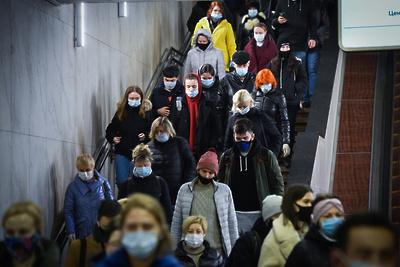 Названы регионы РФ, которые быстрее победят пандемию