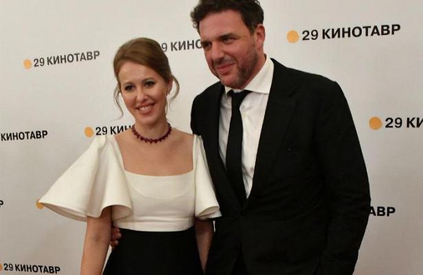 Собчак иВиторган воссоединились, чтобы по-семейному отметить праздник