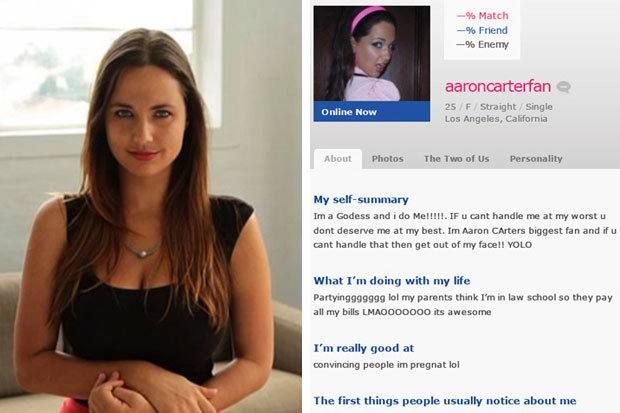 Dating sites with most fake profiles