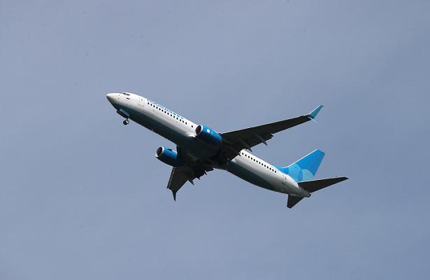 Влетевшем вМоскву самолете «Победы» стало плохо пассажиру