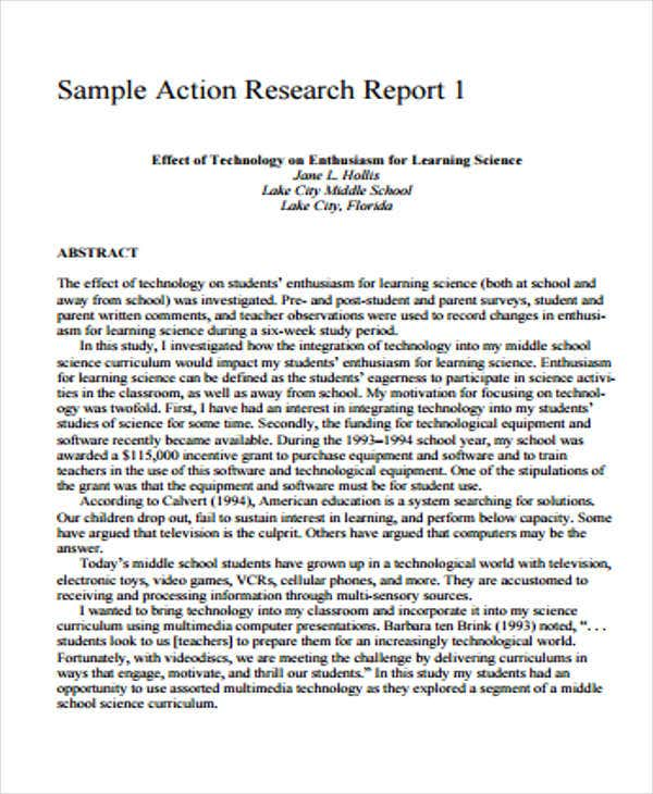 How to Write a Research Paper (with Sample Research