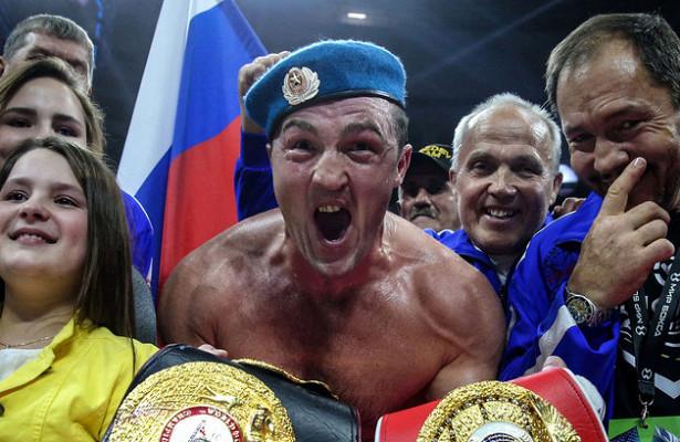 Лебедев может быть восстановлен встатусе чемпиона WBA