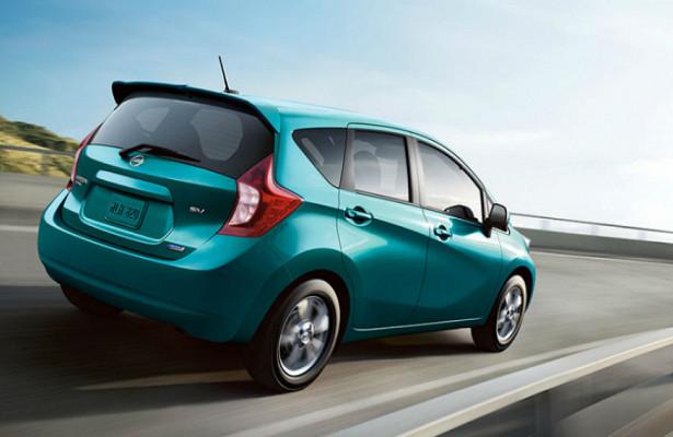 Nissan представил третье поколение Note