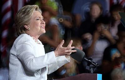 Уизбирателей вСШАимяКлинтон ассоциируется соскандалом
