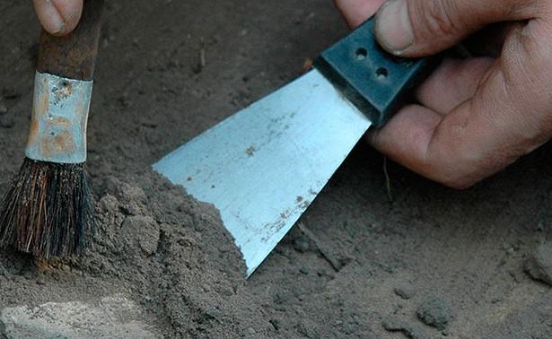 Археологи нашли редчайшее древнетюркское изваяние вКраснодарском крае