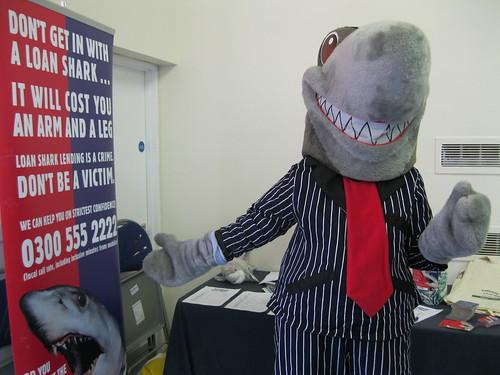 Birmingham loan shark team
