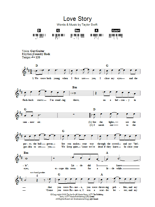 Love Story Sheet Music - Music for Piano and More