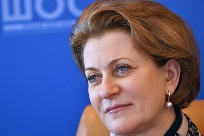 Попова заявила оневосприимчивости коронавируса кхолоду