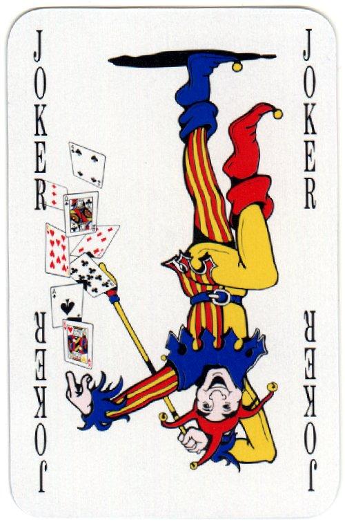 Значения игральных карт - Джокер - МИР ТАРО