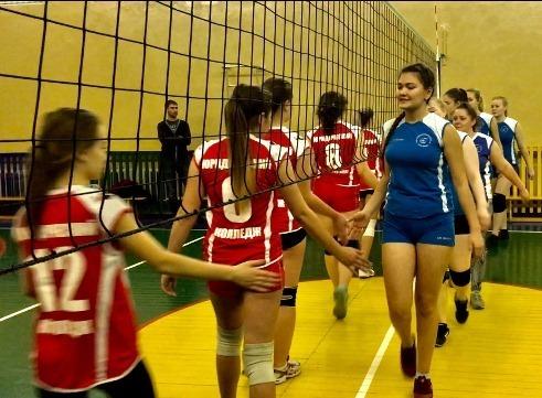 Волейболистки ОК«Юго-Запад» стали лучшими вфинале конференции «ЮГ»