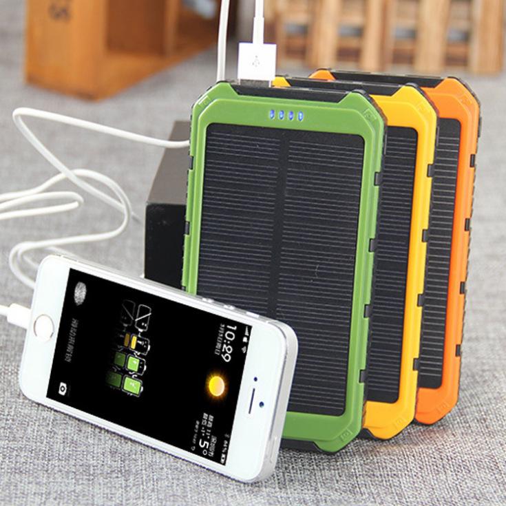 Пауэр банк с солнечной батареей купить алиэкспресс