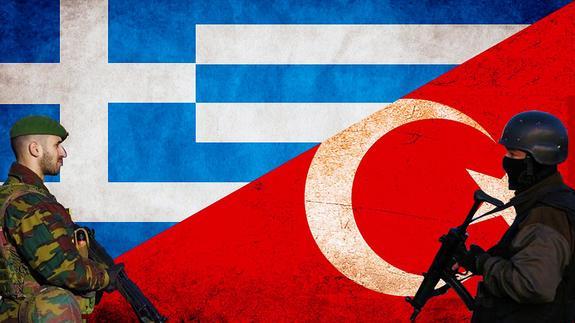 Раскол врядах НАТО увеличивается, Греция иТурция снова награни войны?