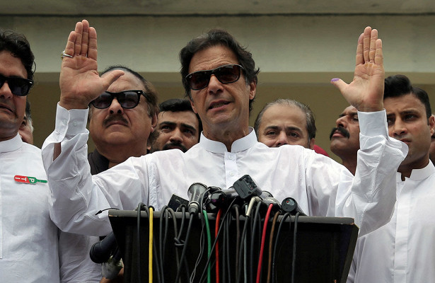 Новым премьер-министром Пакистана станет бывший игрок вкрикет