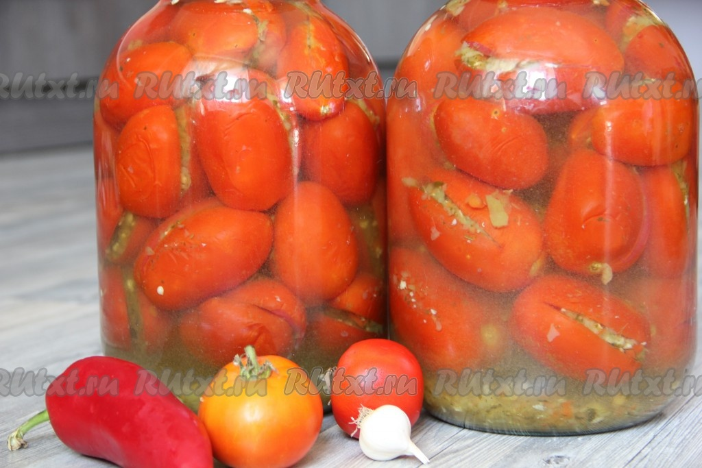 перекрученные помидоры на зиму рецепты с фото