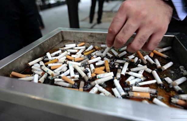 ВРоссии стартовал эксперимент помаркировке сигарет