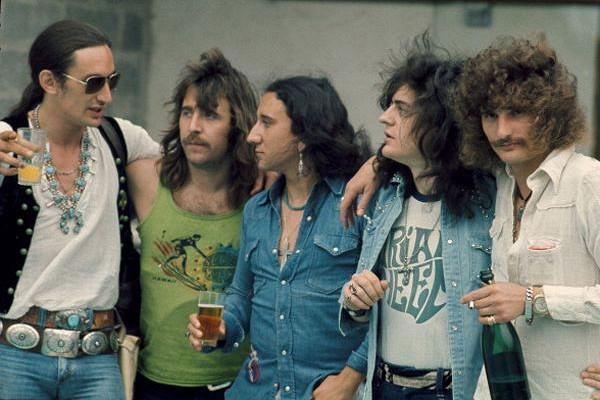 Участники «золотого» состава Uriah Heep воссоединятся дляединственного концерта вМоскве