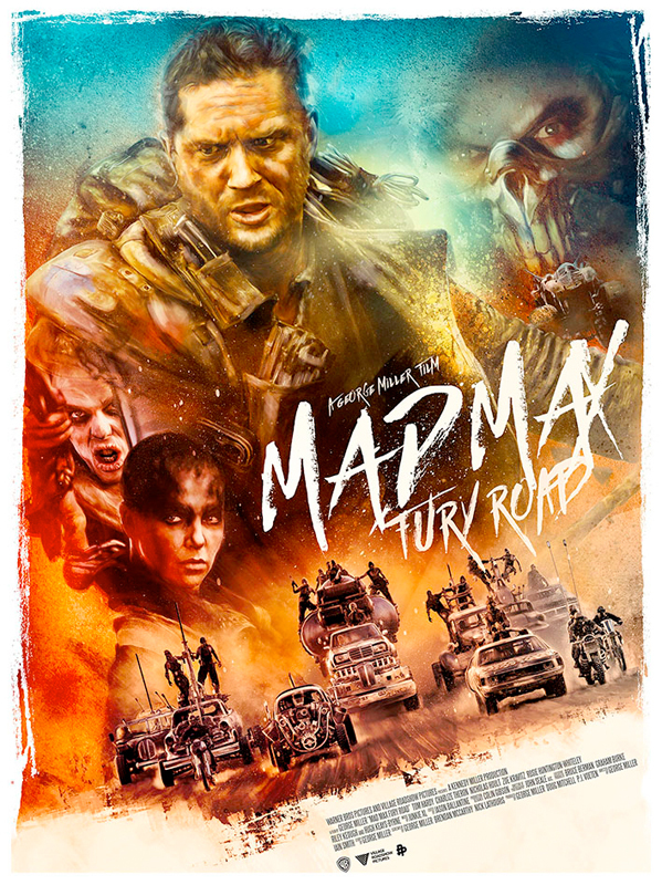 Mad Max: Fury Road YIFY subtitles - details