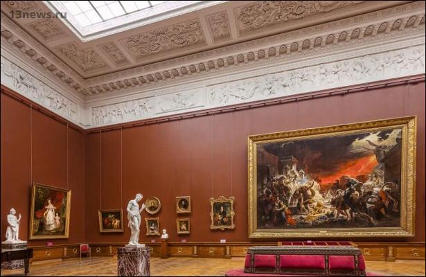 Русский музей, интересные факты