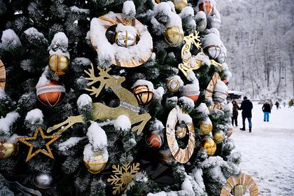 Выяснилось, каксоздать новогоднее настроение впандемию