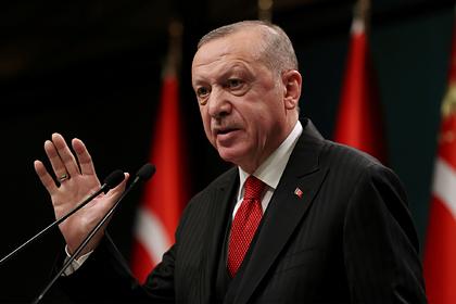 Эрдоган заявил овзаимодействии между турецкими иизраильскими спецслужбами