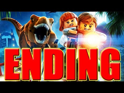 LEGO Jurassic World (2016) Full Movie Watch Online