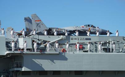 ВМСКитая начали учения вЮжно-Китайском море