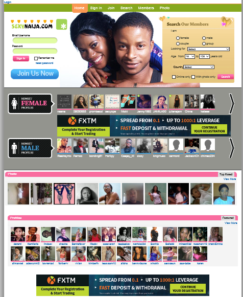 dating site naija