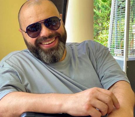 Фадеев показал свою фотографию допохудения