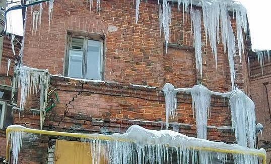 МЧСпредупредило нижегородцев осходе снега инадели скрыш