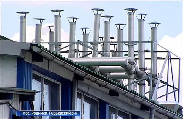 ВГурьевском районе закрыли шпротный цехрыбоконсервного завода