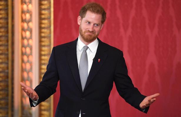 Принц Гарри признан самым привлекательным представителем монархии